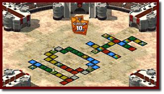 Culdcept 10th Anniversary Map
